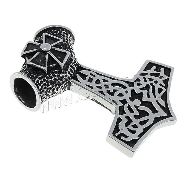 edelstahl thor hammer anh nger 316 l edelstahl thors hammer verschiedene gr en vorhanden. Black Bedroom Furniture Sets. Home Design Ideas