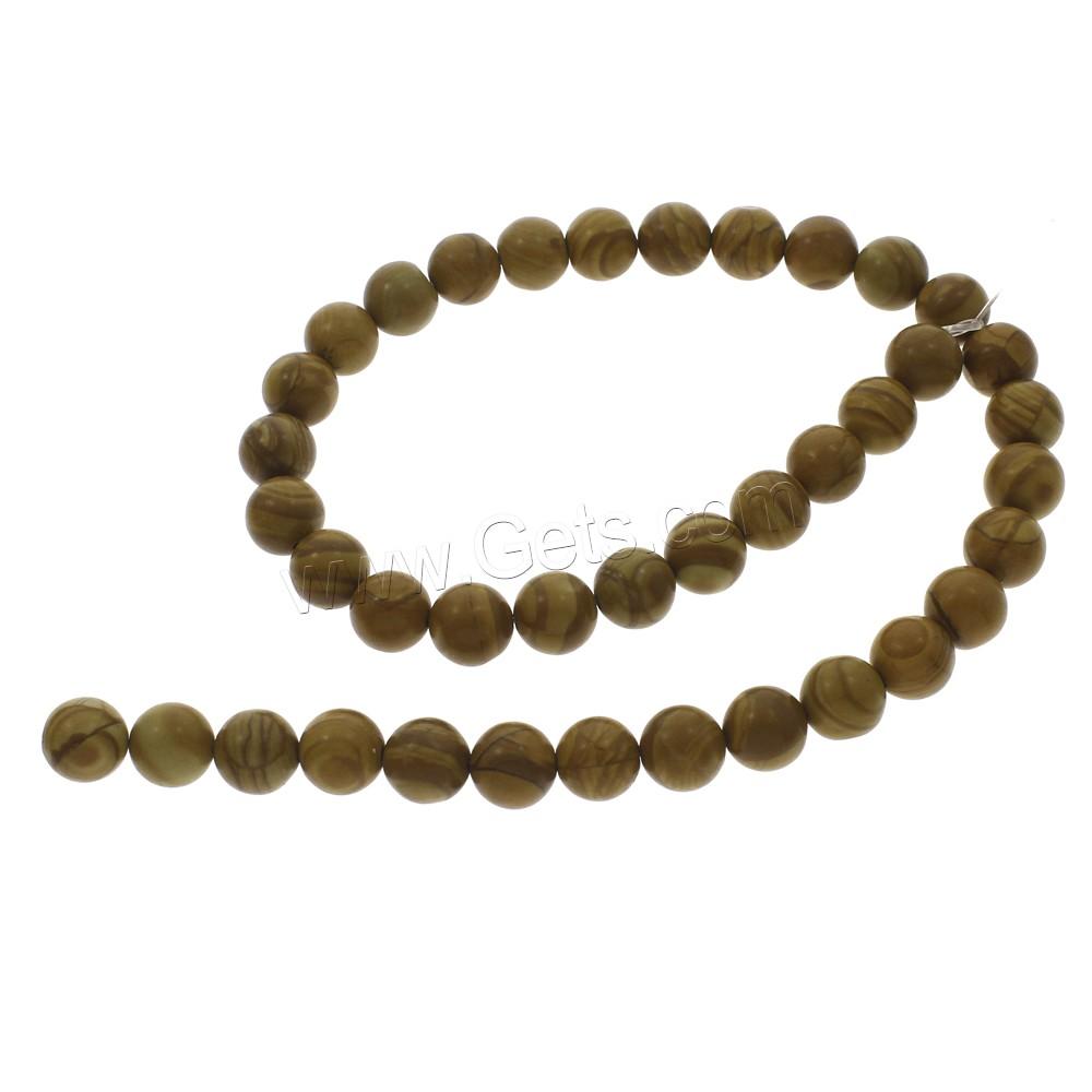 perles de bois en pierre pierre de grain rond normes diff rentes pour le choix environ 1mm. Black Bedroom Furniture Sets. Home Design Ideas