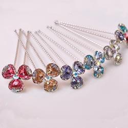Lady Wigs; Hair Pins & wholesale fashion costume jewelry from china China - Beads wholesaler